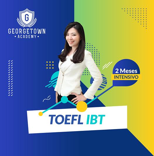 Toefl IBT - Curso Regular Intensivo