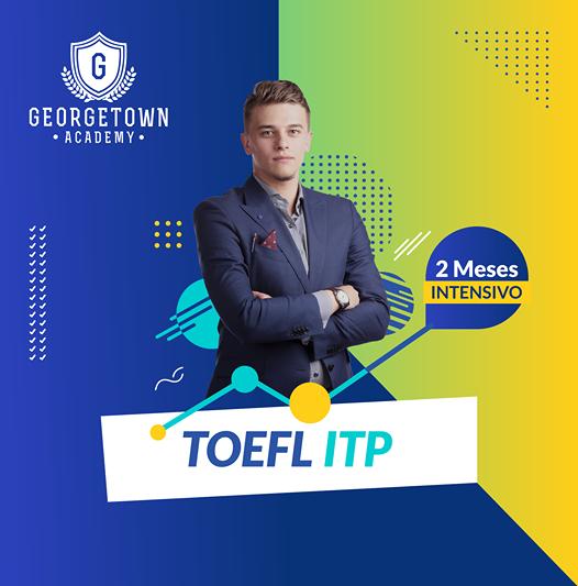Curso Toefl ITP - Intensivo