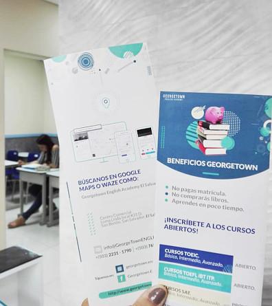 Beneficios-Preparación-TOEIC-EL-Salvador-Georgetown-English-Academy